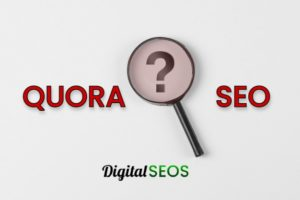 How to use Quora to boost SEO