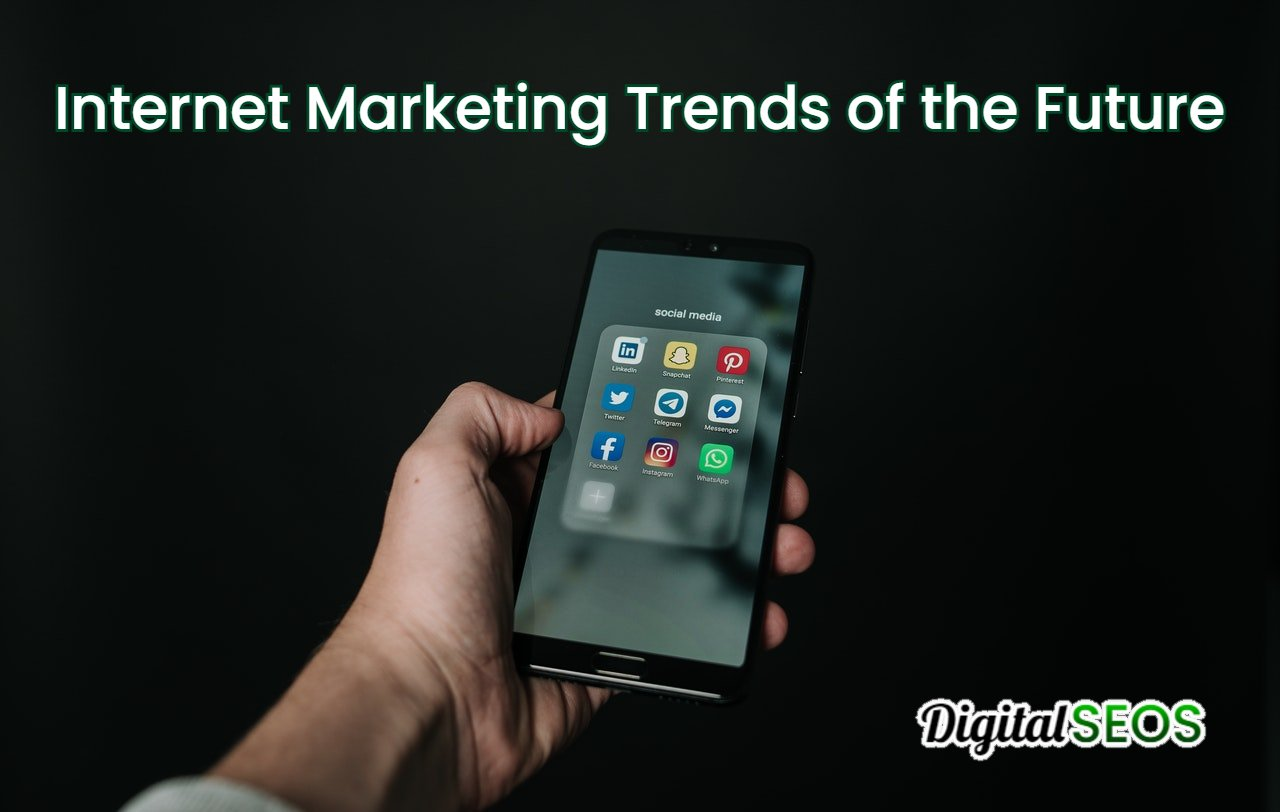 What Internet Marketing Trends can be Expected for the Future?